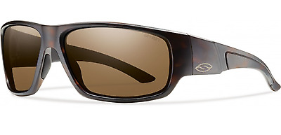 58b60caf95 NEW Smith Discord Sunglasses-Matte Tortoise-Brown Chromapop Polarized Lens!
