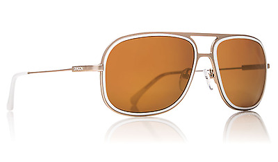 541dc063c5 NEW Dragon B Class Aviator Sunglasses-Matte Gold-Gold Ion Lens-SAME DAY