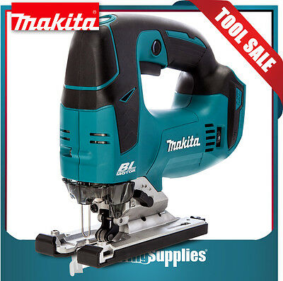 Makita Brushless Jigsaw DJV182Z 18v Li-Ion Cordless Top Handle BARE TOOL