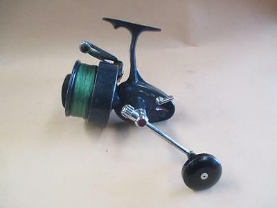 Fishing reel, Mitchell 498, left-handed, vintage