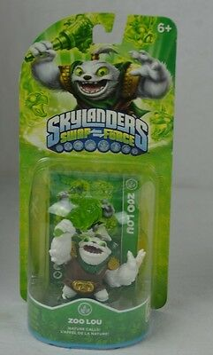 Skylanders: Swap Force: Zoo Lou Figure: NEW