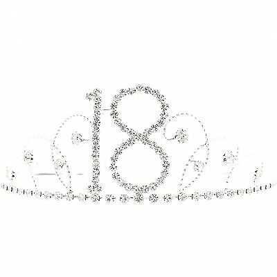 Crystal/ Diamante 18th Birthday Tiara