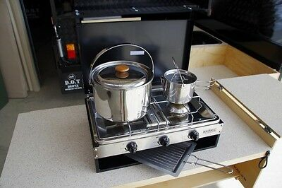 New Junior Lido Stove Camping Outdoor Stoves