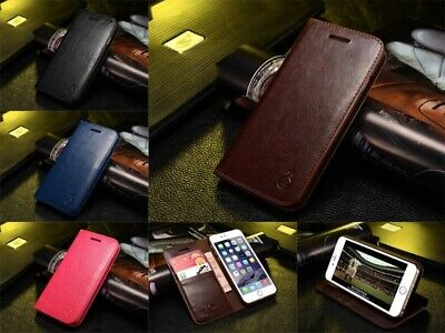 Genuine Musubo Leather Wallet Card Stand Case Cover For iPhone 11 PRO XS MAX XR
