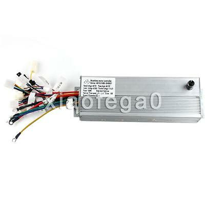 48V/72V 1500W Electric Bicycle Brushless Motor Controller for E-bike& Scooter AU