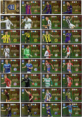 Panini Fifa 365 2017 Update Limited Edition
