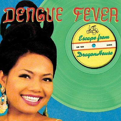 Dengue Fever - Escape from Dragon House (2017)  Deluxe CD  NEW  SPEEDYPOST