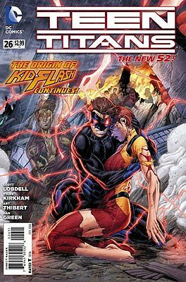 Teen Titans (Vol 4) #  26 Near Mint (NM) DC Comics MODERN AGE
