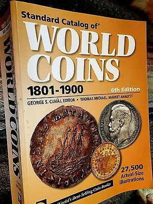 Standard Calalog Of World Coins, 1801-1900--6Th Edition, 2009