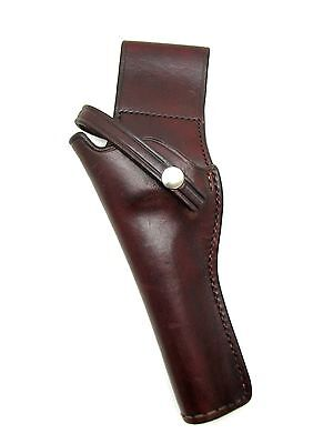 Smith & Wesson 6-inch K Frame Holster Left Hand