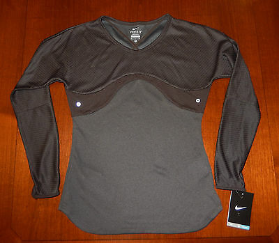 Nike x Undercover Gyakusou AS Wmns Dri-Fit LS Top S Small Jersey 603905-220 NWT