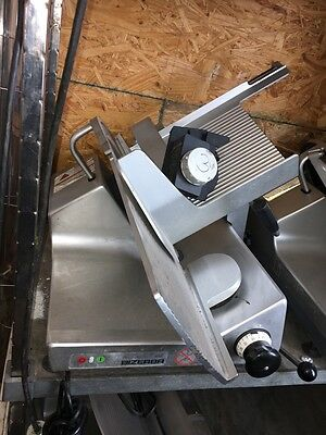 Bizerba GSP Deli MEAT SLICER with Sharpener Ready to slice your meat