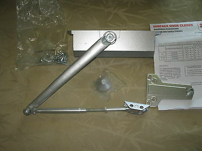 TELL MANUFACTURING, INC. Commercial  Door Closer 600/300 size 3