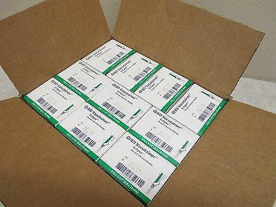 Eclipse  21G  Blood  Collection  Needles 1 Case  Containing 10  Boxes 368607!!!