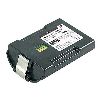 Replacement Battery for Honeywell / LXE MX7 Tecton Scanner. 2600mAh