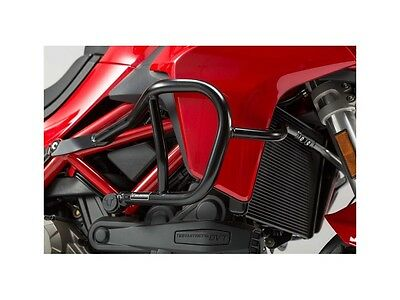 SW-Motech Black crash bars Ducati 950 Multistrada