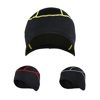 Outdoor Sports Riding Bicycle Men Women Headband Cycling Hat Winter Thermal Cap