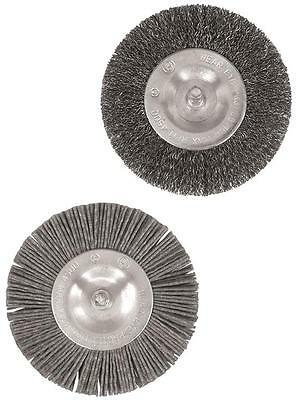 Grizzly Spare Grout brush Set Of 2 for Broom brush EFB 400 and EFB 401 M + k