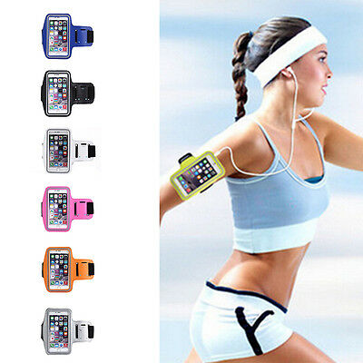 Sports Running Yoga Gym Armband Arm Band Case Cover Holder For Mobile Phones WL