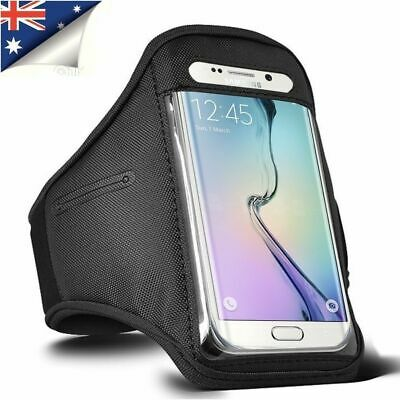 NEW Tough Neoprene Armband for Samsung Galaxy S3 S4 S5 S6 S7 EDGE S8