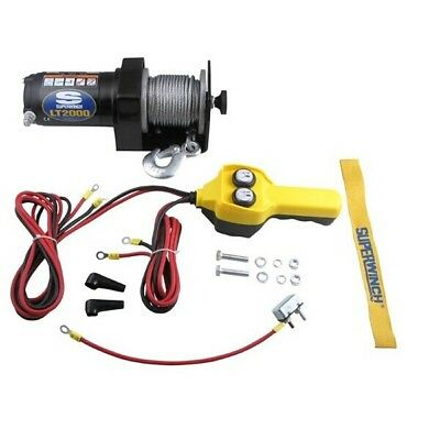 Superwinch LT2000 12v Electric Winch Towing Recovery Trailer 4x4 Boat 4WD ATV