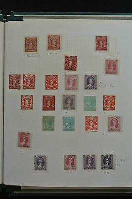 Lot 25774 Super Collection stamps of Bahamas 1859-1968.