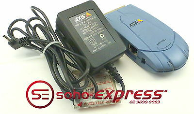 Axis Network Print Server 5400+