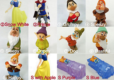 Snow White and the Seven Dwarfs - Choco Egg Disney by Furuta from Japan