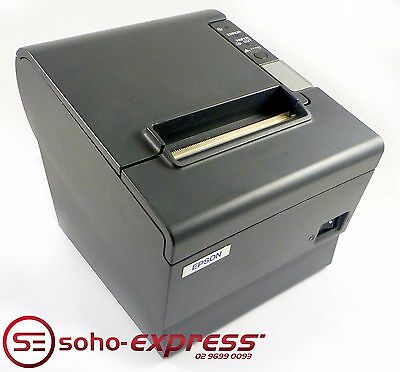 Epson Tm-T88Iv Usb Pos Thermal Receipt Printer M129H Tm T88Iv + Psu