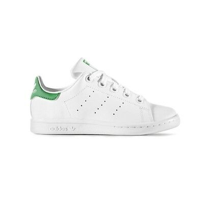 Adidas STAN SMITH JR. BA8375 Bianco/Verde mod. BA8375