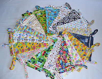 Large Babyland Wet Bag for Reusable Nappies, Wipes, Swimming, Sports FREE P&P!