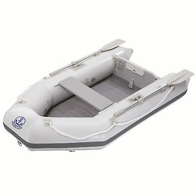 Rubber dinghy Set Fishing boat Rowing boat+ Accessories for 3 Person Wehncke DE