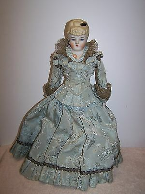 Emma Clear Doll 1943 Parian Doll Marked All Original Stunning! Antique Repro