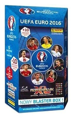 UEFA Euro 2016 Blaster Box Limited Edition 10 Booster 10 Limited Editions