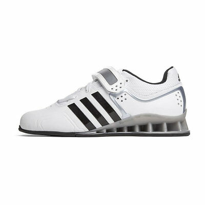 adidas adiPower Weightlifting Boots White