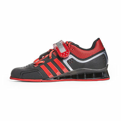 adidas adiPower Weightlifting Boots Black/Red