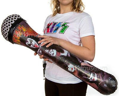 KISS BLOW-UP MICROPHONE, official KISS item