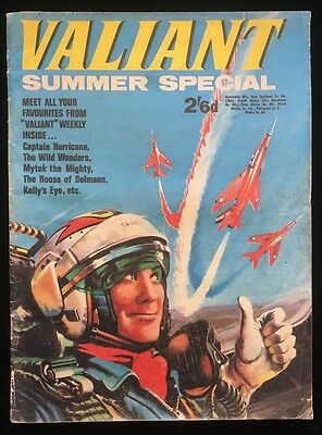Valiant Summer Special 1967 - 2nd One - Holiday Fun - All Complete and Untouched