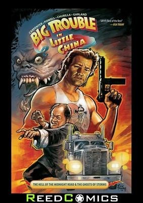 BIG TROUBLE IN LITTLE CHINA VOLUME 1 GRAPHIC NOVEL New Paperback Collects #1-4