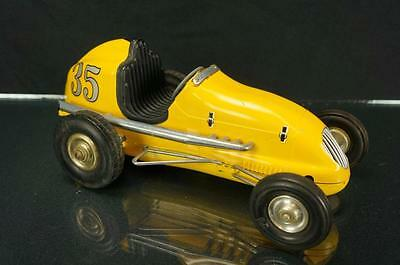 Ohlsson & Rice #35 Race Car Tether Car Push Car Version Nice Look  Racer Toy