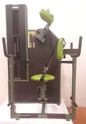 MEDX Four Way Neck Rehab-Medical -Spinal-Fitness Machine