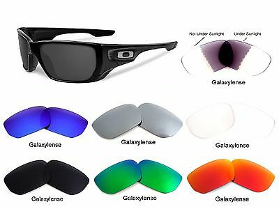 Replacement Lenses For Oakley Style Switch Multi-Color Polarized By Galaxylense