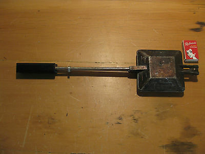 Vintage DISTINCTIVE TOASTA Cooking fire jaffle maker toasty toasta circa 1960's