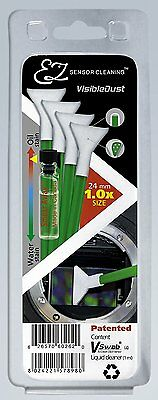 Visible Dust 1.0x Sensor Cleaning Kit (Smear Away Solution and 4 Green Swabs)