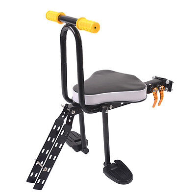 NEW Cheap Safety Baby Child Kids Bicycle Bike Front Seat Chair Carrier Sport MTB