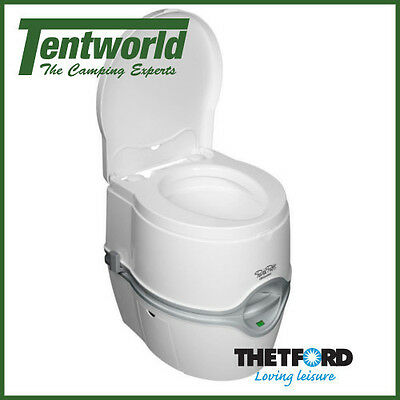 Thetford Porta Potti Excellence with Electric Flush
