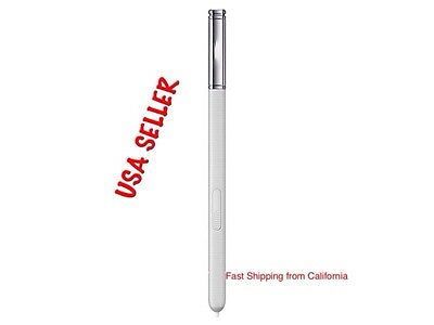 White  OEM Samsung Galaxy Note 4 S Pen Stylus Work All Carriers
