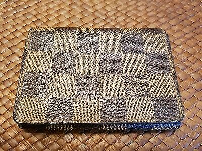 Louis Vuitton Damier Ebene Envelope Cartes De Visite Card Case