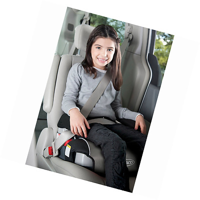 Graco Backless TurboBooster Car Seat Galaxy Child Toddler Kids Safety Booster