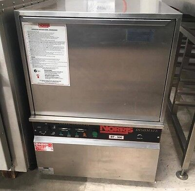 NORRIS BT500 Under Counter Dishwasher